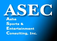 Ashe Sports & Entertainment Consulting